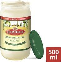 BERTOLLI mayonnaise huile d'olive 500ml