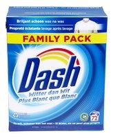 DASH poudre lessiver blanc éclatant 72d