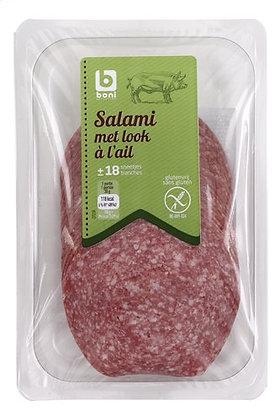 BONI sg salami à l'ail 200g
