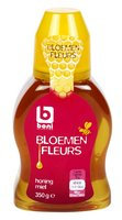 BONI miel liquide fleurs 350g
