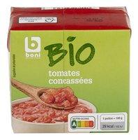 BONI BIO tomates concassées 500g