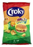 CROKY BICKY chips 200g
