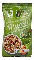 BONI muesli 45% fruits,noix,graines 750g