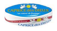 CAPRICE DES DIEUX fromage doux 200g
