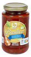 BONI Sauce basilic 410g