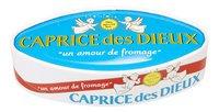 CAPRICE DES DIEUX fromages doux 300g