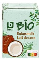 BONI SELECTION BIO lait de coco 200ml
