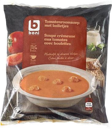 BONI soupe crém. tomates boulettes 1kg