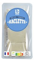 BONI fromage raclette tranches 400g