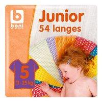 BONI langes Junior 5 11-25kg 54pc