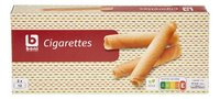 BONI biscuit cigarettes 180g