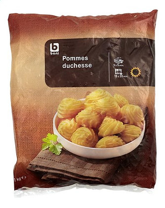 BONI pommes Duchesse 1kg