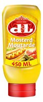 DEVOS LEMMENS moutarde top-down 450ml