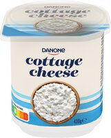 DANONE cottage cheese 420g