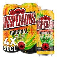 DESPERADOS bière-teq. 5,9%vol can 50cl
