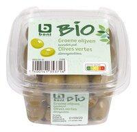BONI BIO olives vertes dénoyautées 150G