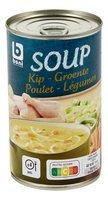 BONI SELECTION soupe poulet 460ml