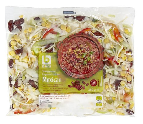 BONI légumes à mijoter Mexican 350g