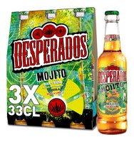 DESPERADOS Mojito 3x33cl