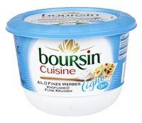 BOURSIN CUISINE ail&f.herbes light 240g