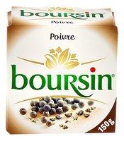 BOURSIN from.herbes frais poivre 150g