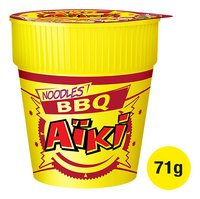 AÏKI nouilles barbecue pot 70,5g