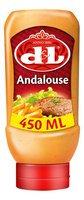 DEVOS LEMMENS sauce andalouse TD 450ml