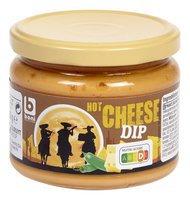 BONI sauce dip Hot Cheese 300g
