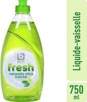 BONI liquide vaisselle Fresh 750ml