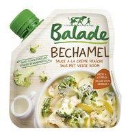 BALADE sauce bechamel cr.fraîche 30cl