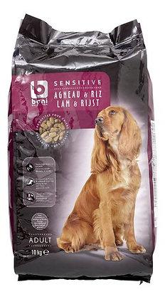 BONI chien Sensitive agneau-riz 10kg