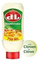 DEVOS LEMMENS mayonaise citron TD 750ml