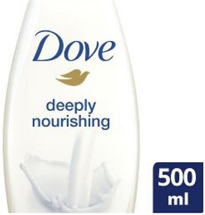 DOVE douche Deeply Nourishing 500ml