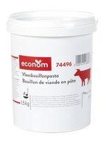 ECONOM bouillon viande en pâte 1,5kg