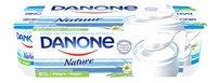 DANONE yaourt maigre nature 8x125g