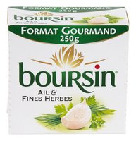 BOURSIN from.frais ail&fines herbes 250g