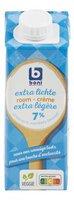 BONI crème extra légère 7%mg brique 25cl