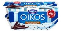 DANONE OIKOS yaourt grec stracc. 4x125g