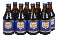 CHIMAY trappiste bleue 9,0%vol 8x33cl
