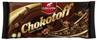 CÔTE D'OR CHOKOTOFF noir caramel 1kg