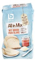 BONI All in mix pain blanc 500g