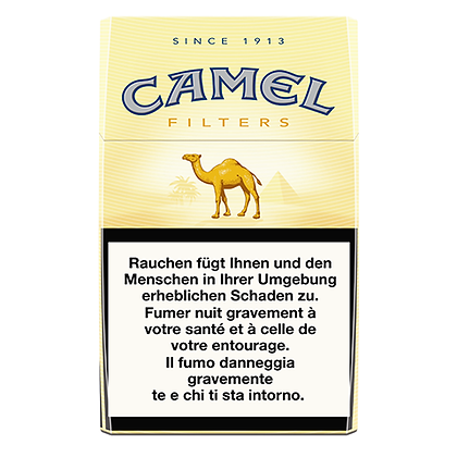CAMELYellow S 10x20