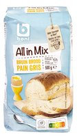 BONI All in mix pain gris 500g