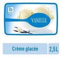 BONI glace vanille 2,5L