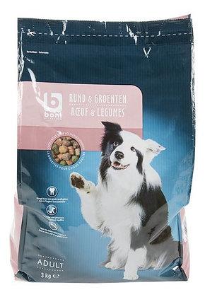 BONI chien boeuf-légumes adult 3kg