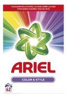 ARIEL lessive poudre Color 42d 2,73kg