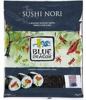 BLUE DRAGON algue feuill.Sushi Nori 11g