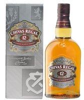 CHIVAS REGAL whisky 12Y 40,0%vol 70cl