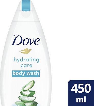 DOVE gel douche aloe/coco 450ml