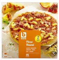 BONI pizza Hawaï 2x355g